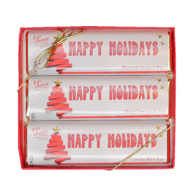 3-Pack Holiday Bars